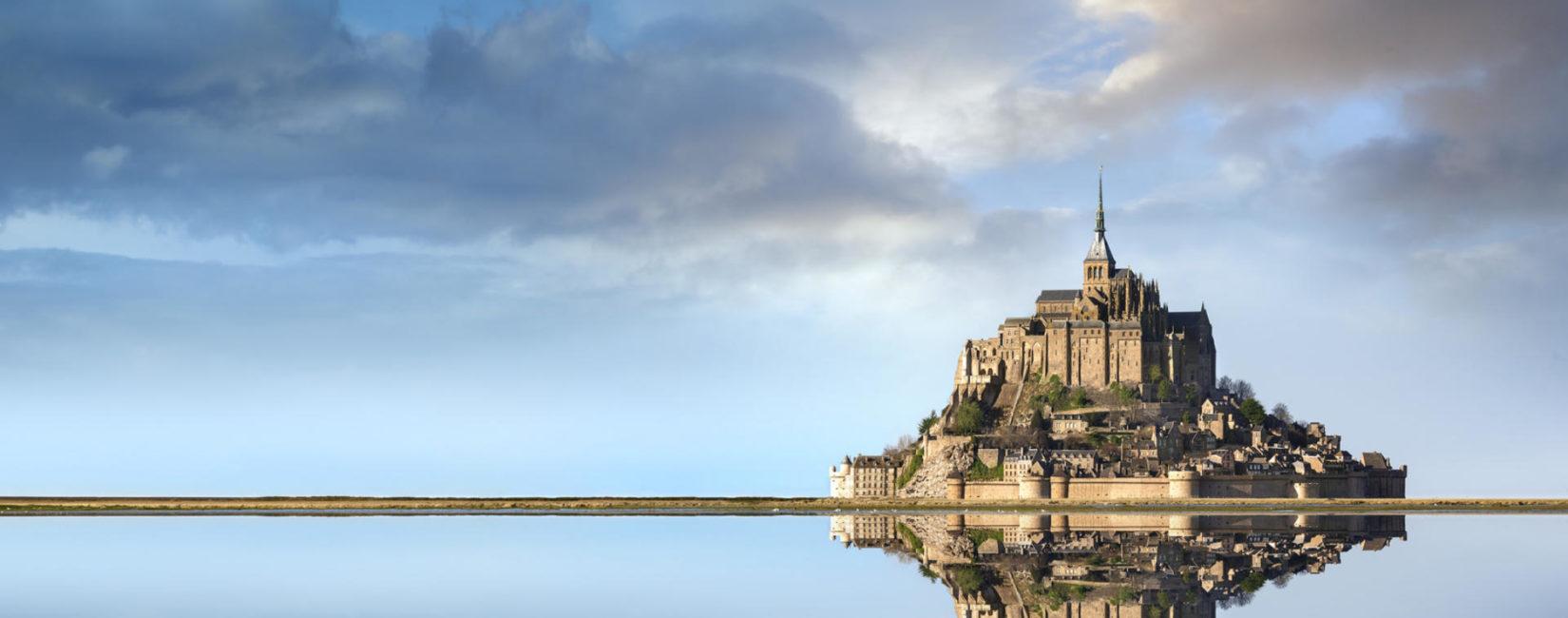 Au Coeur de La Baie Du Mont Saint Michel